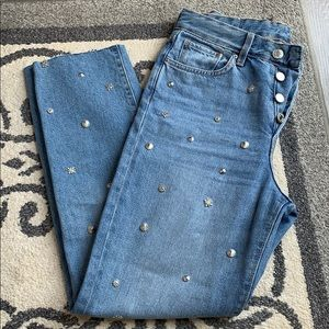 Cute and fun jeans!